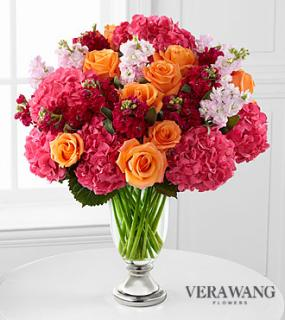 The Astonishing™ Luxury Mixed Bouquet by Vera Wang