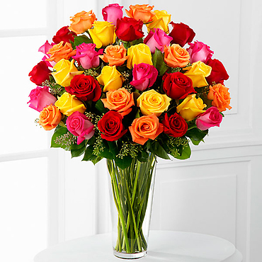 "The Bright Sparkâ""¢ Rose Bouquet"