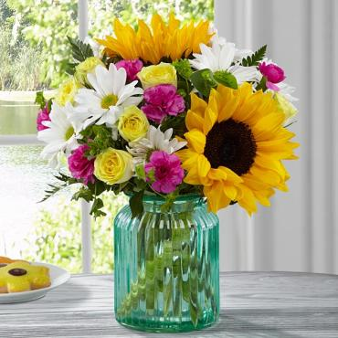 The Sunlit Meadows™ Bouquet by Better Homes and Gardens&re