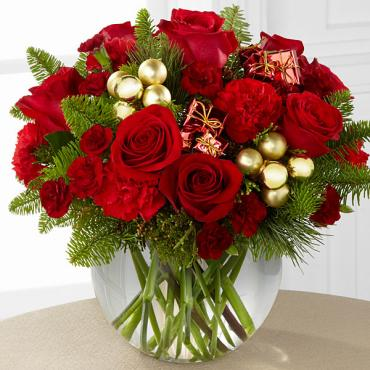 The Holiday Gold™ Bouquet