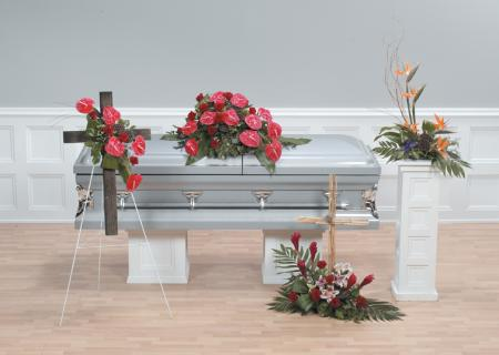 Tropical Sympathy & Funeral Collection